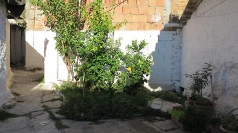 Figure 3. Cul-de-sac in Vllazën Huta Street, 3/4